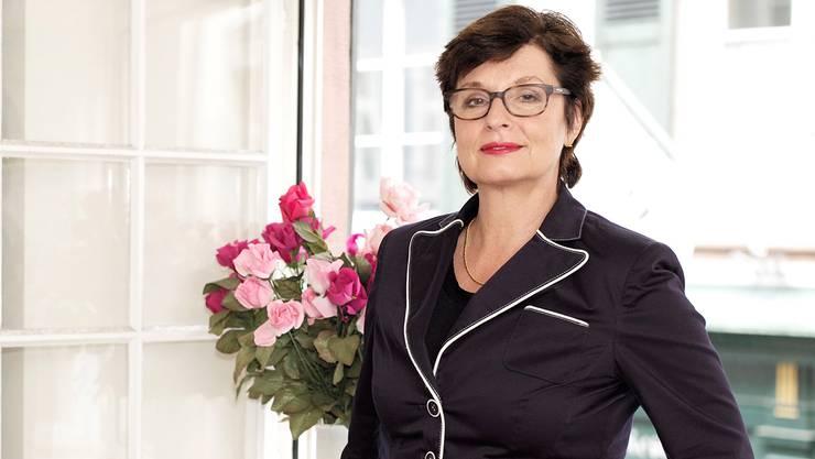 Die Basler Ständerätin Anita Fetz (SP) damals im bz-Interview.