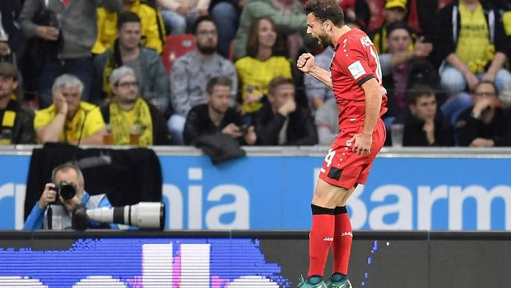 Admir Mehmedi ist momentan richtig gut in Form und weiss wie man Tore schiesst - hoffentlich auch im WM-Quali-Spiel gegen Ungarn.