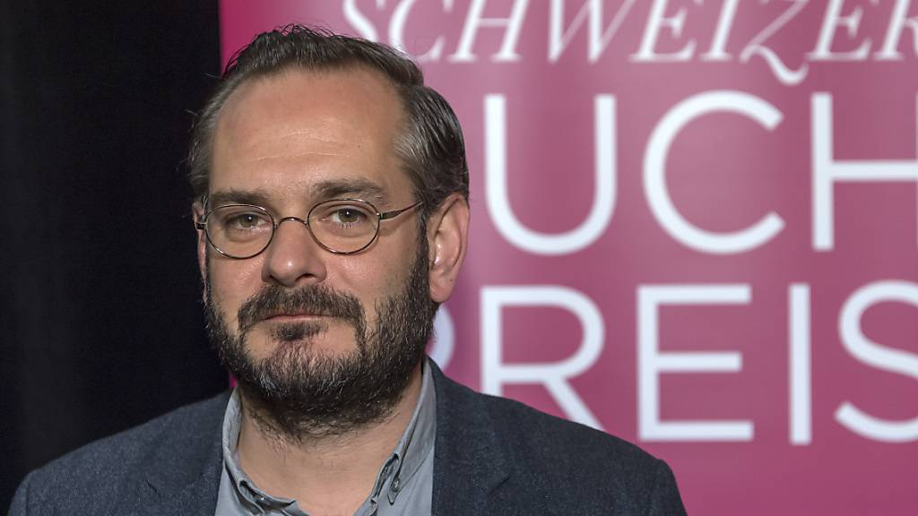 Schriftsteller Jonas Lüscher lag sieben Wochen im künstlichen Koma