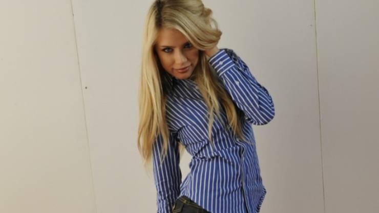 Die Bloggerin Xenia Tchoumi arbeitet hart für ihren Job als Modevermarkterin. Schönheit allein reicht dafür nicht, ist sie überzeugt. (Archiv)