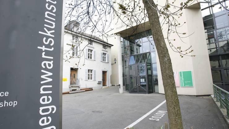 Das Kunstmuseum Basel: Ob der Eintritt dereinst gratis sein wird, ist noch unklar.