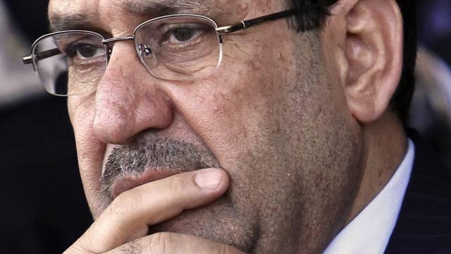 Hat 30 Tage Zeit, seine Regierung zu bilden: Nuri al-Maliki (Archiv)
