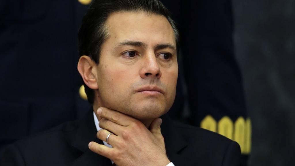 Ex-Öl-Manager zeigt Ex-Präsidenten Peña Nieto an