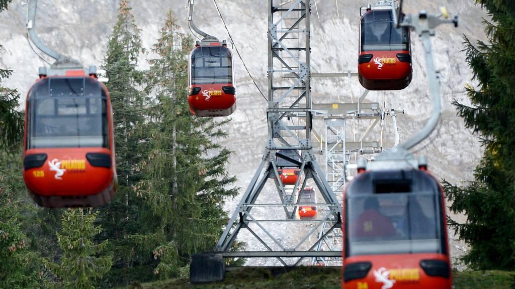 Blitzeinschlag legt Pilatus Bahn zwischenzeitlich lahm