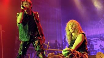 Iron Maiden kommen nach Interlaken (Archiv)
