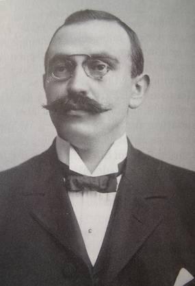 Der erste Parteipräsident der vereinigten Freisinnigen, vertrateinen klaren Rechtskurs.