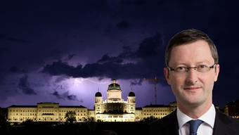 Peter Keller führt als Nationalrat zwei Einträge im Interessenregister: Seine Kommunikationsfirma und die Mitgliedschaft mit Komitee Tiefbahnhof Luzern.