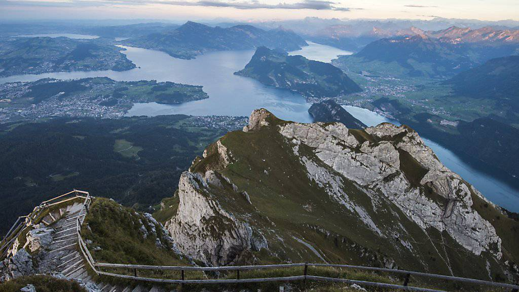 Luzern zählt in der Schweiz zu einem steuerlich attraktivsten Standorten (Archivbild).