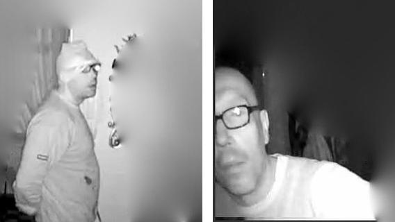 Einbrecher vergisst Rucksack am Tatort