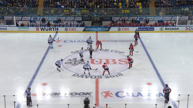 Spengler Cup: Car-Reisende & NHL-Schiedsrichter Brad Watson