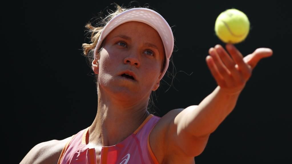 Nach Exploit in Eastbourne im Viertelfinal: Viktorija Golubic.