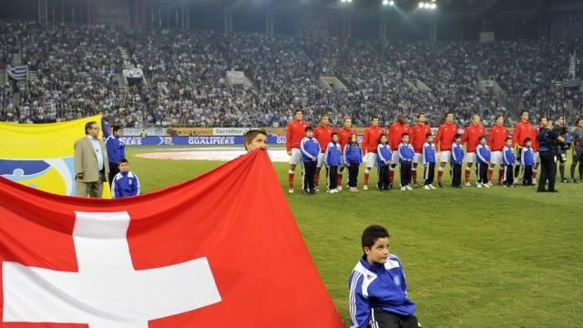 Das Schweizer Nationalteam liegt weiterhin auf Weltrang 13