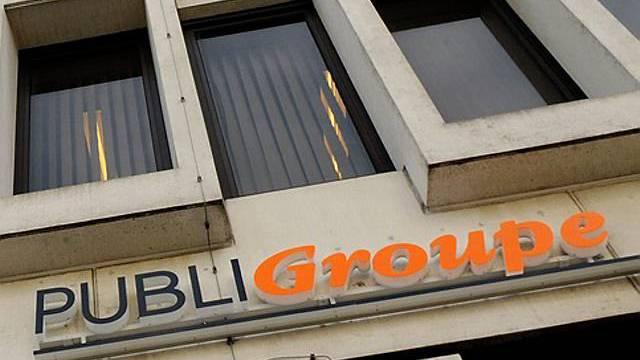 Die PubliGroupe konnte auch das Online-Geschäft ausbauen (Archiv)