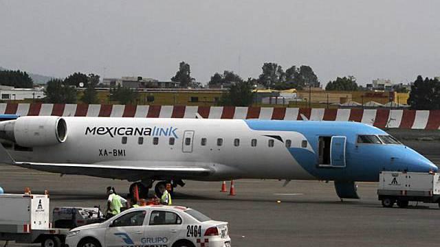 Die Fluggesellschaft Mexicana ist von Unternehmen gerettet worden