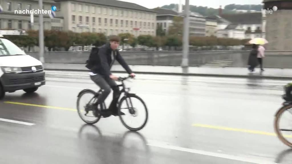 Tempo 30: Stadt Luzern will den Strassenverkehr bremsen