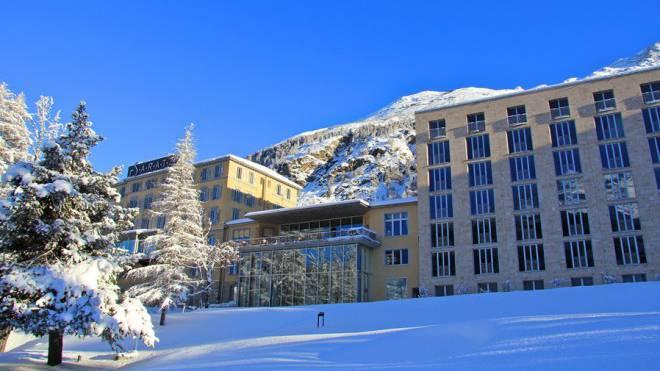 Das Vier-Sterne-Superior-Haus ist sowohl bei Top-Managern als auch Familien für entspannte Ferien in den Bergen beliebt.