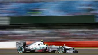 Formel 1: Die Bilder der Qualifikation zum Grossen Preis von Silverstone