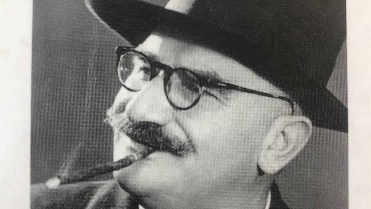 Jakob Grau arbeitete in der ersten Dietiker Druckerei.