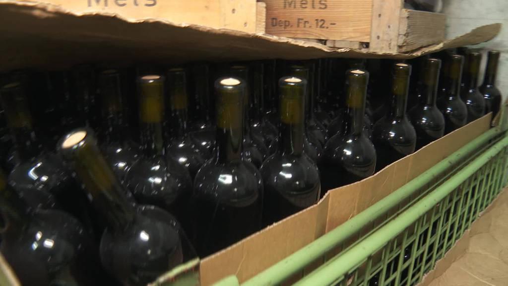 Volle Keller, leere Kassen: Corona setzt Weinhändlern zu