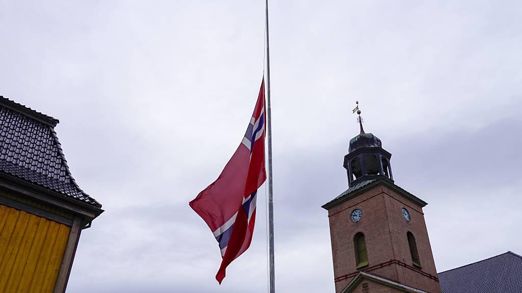 Tatverdächtiger in Norwegen in ärztlicher Behandlung