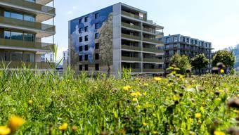 Neue Wohnüberbauungen an guter Lage: Hier stehen Investoren Schlange – und immer öfter auch bei Eigentumswohnungen. (Symbolbild)