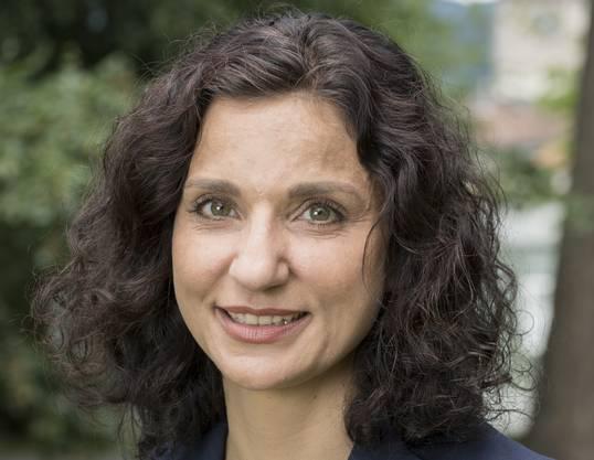 Präsidentin der SP Aargau: Gabriela Suter