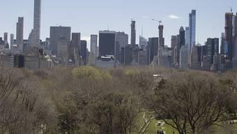 Der Central Park mitten in Manhattan wird ab dem 27. Juni komplett für den Verkehr gesperrt,.
