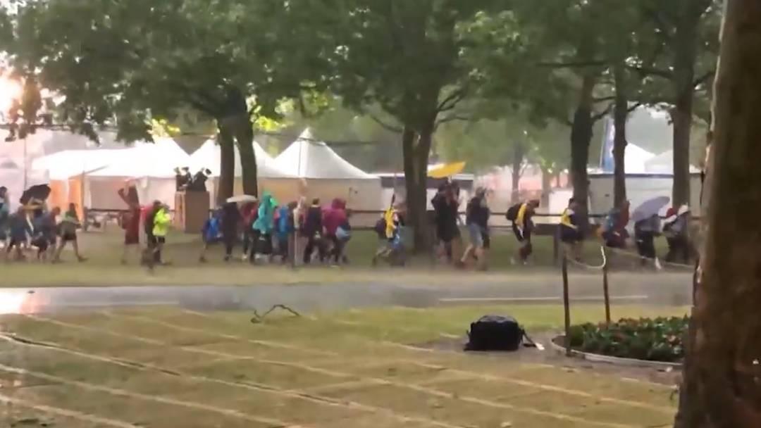 Strum am Turnfest in Aarau: So wollen die Verantwortlichen ein zweites Biel verhindern