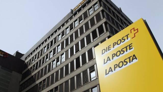 Weniger Gewinn: Die Post, hier der Hauptsitz in Bern (Archiv)