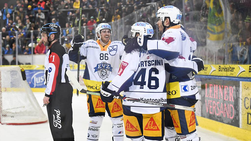 Der EV Zug will die Champions Hockey League gewinnen. Zuerst wartet mit Skelleftea aber eine heikle Aufgabe.