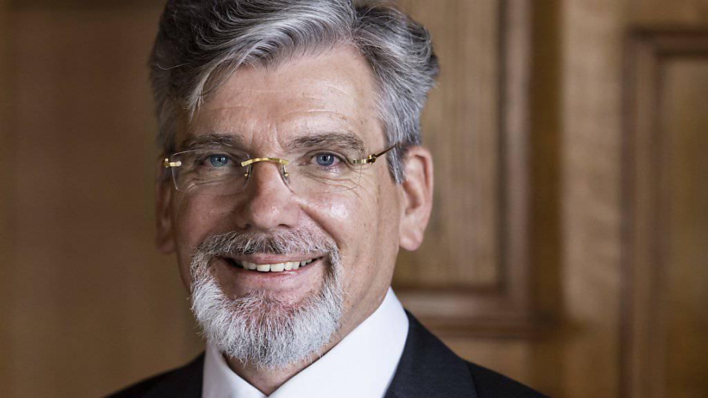Jean-Luc Baechler, Präsident des Bundesverwaltungsgerichts, stellt eine Zunahme der Rekurse auf Asylentscheide fest. (Archivbild)