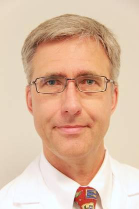Burkhard Ludewig, Studienleiter und Leiter des Medizinischen Forschungszentrum am Kantonsspital St.Gallen