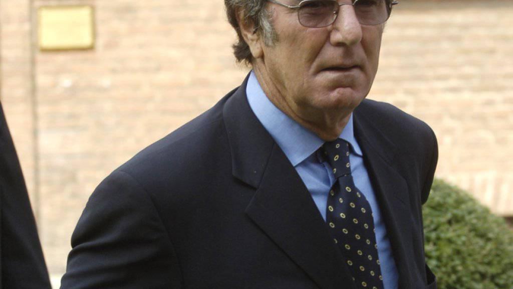 Dino Zoff ist seit drei Wochen in Spitalbehandlung