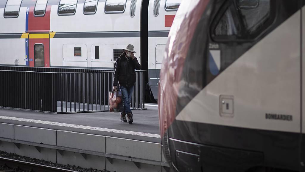 SBB-Strecke zwischen Lausanne und Freiburg unterbrochen