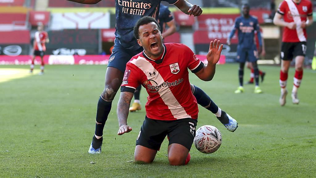 Arsenal verliert bei Southampton