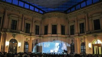 Eröffnungs-Zeremonie im Deutschen Historischen Museum in Berlin
