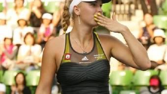 Elfter Turniersieg der Karriere für die Dänin Caroline Wozniacki