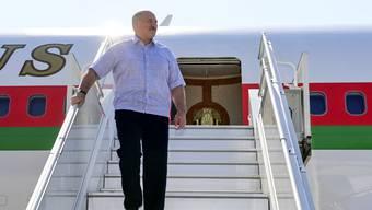 Alexander Lukaschenko, seit 26 Jahren Präsident von Belarus.