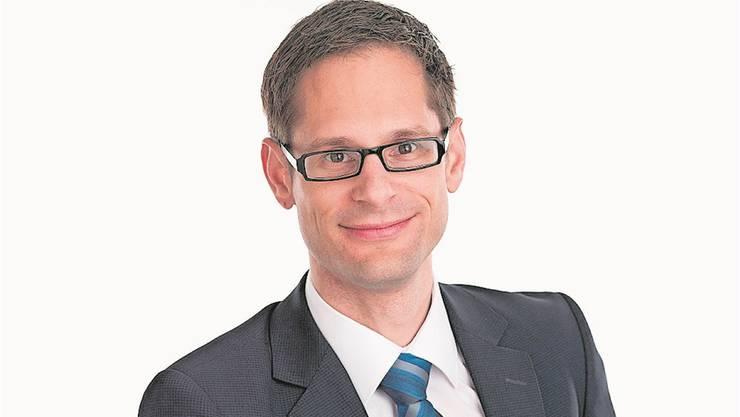 FDP-Vizefraktionschef Silvan Hilfiker arbeitet als Stabschef bei der NAB.
