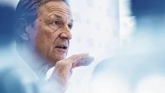 Dominique Blanc, Zentralpräsident des Schweizerischen Fussballverbandes, ist positiv auf das Corona-Virus getestet worden.