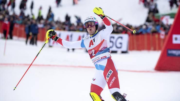 Daniel Yule feierte zuletzt den ersten Platz in Kitzbühel.