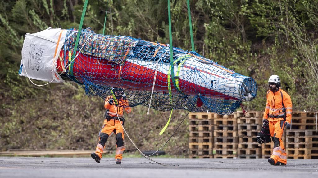 Emmer Schutzverband fordert: «Luftwaffe soll momentan nicht über bewohntem Gebiet fliegen»