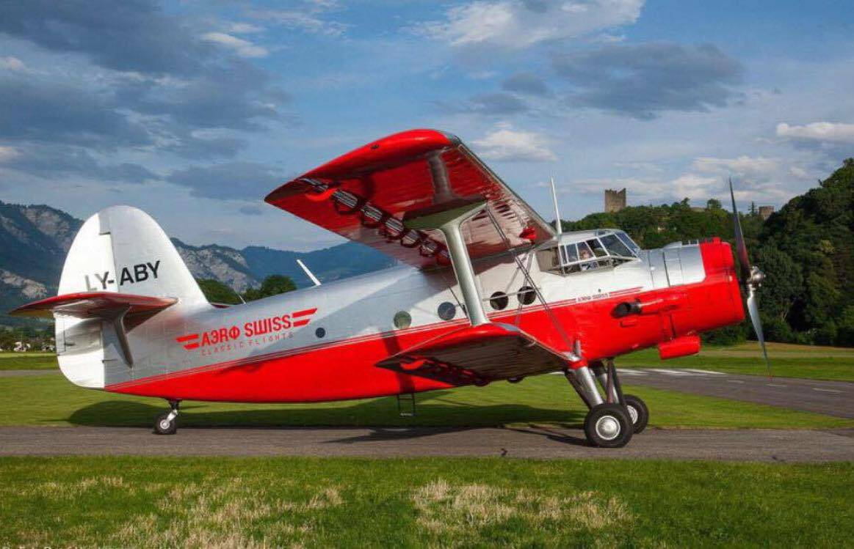 An den Flugtagen Bad Ragaz vom 21. bis 22. September kann man in legendären Fliegern wie zum Beispiel dem An2 Antonow und dem YAK 52 Rundflüge machen. (© Zvg.)