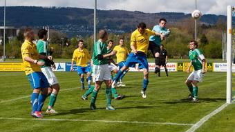 Der FC Schlieren im Duell gegen Altstetten