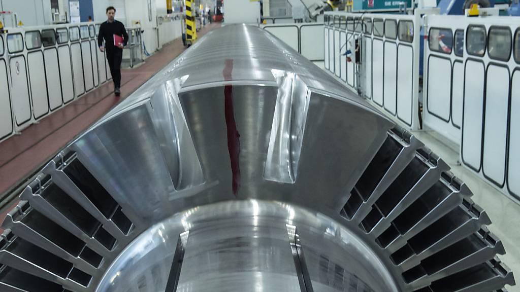 Deutsche Industrieproduktion 2020 um gut ein Zehntel eingebrochen