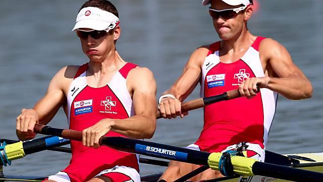 Simon Niepmann and Lucas Tramer holten WM-Gold