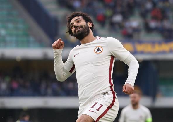 Mohamed Salah wird am Afrika-Cup womöglich ein Heimspiel haben