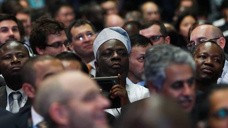 WTO-Ministerkonferenz in Nairobi: Die Teilnehmer sind sich uneins, ob Schwellenländer wie China oder Brasilien weiterhin Vorzugsbedingungen wie arme afrikanische Länder beanspruchen können.