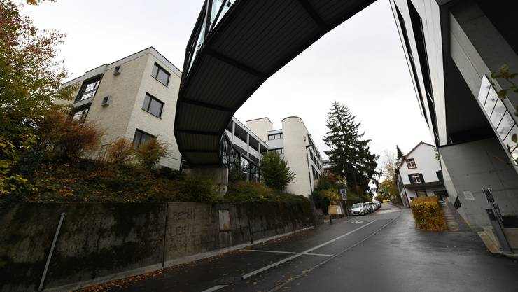 Das Altersheim Schlossacker