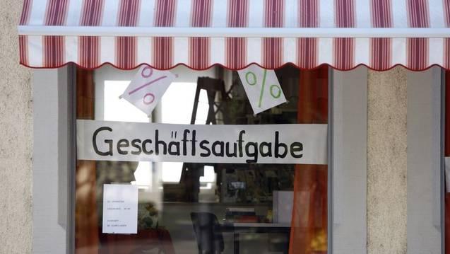 2017 gab es im Aargau viele Konkurse (Symbolbild)